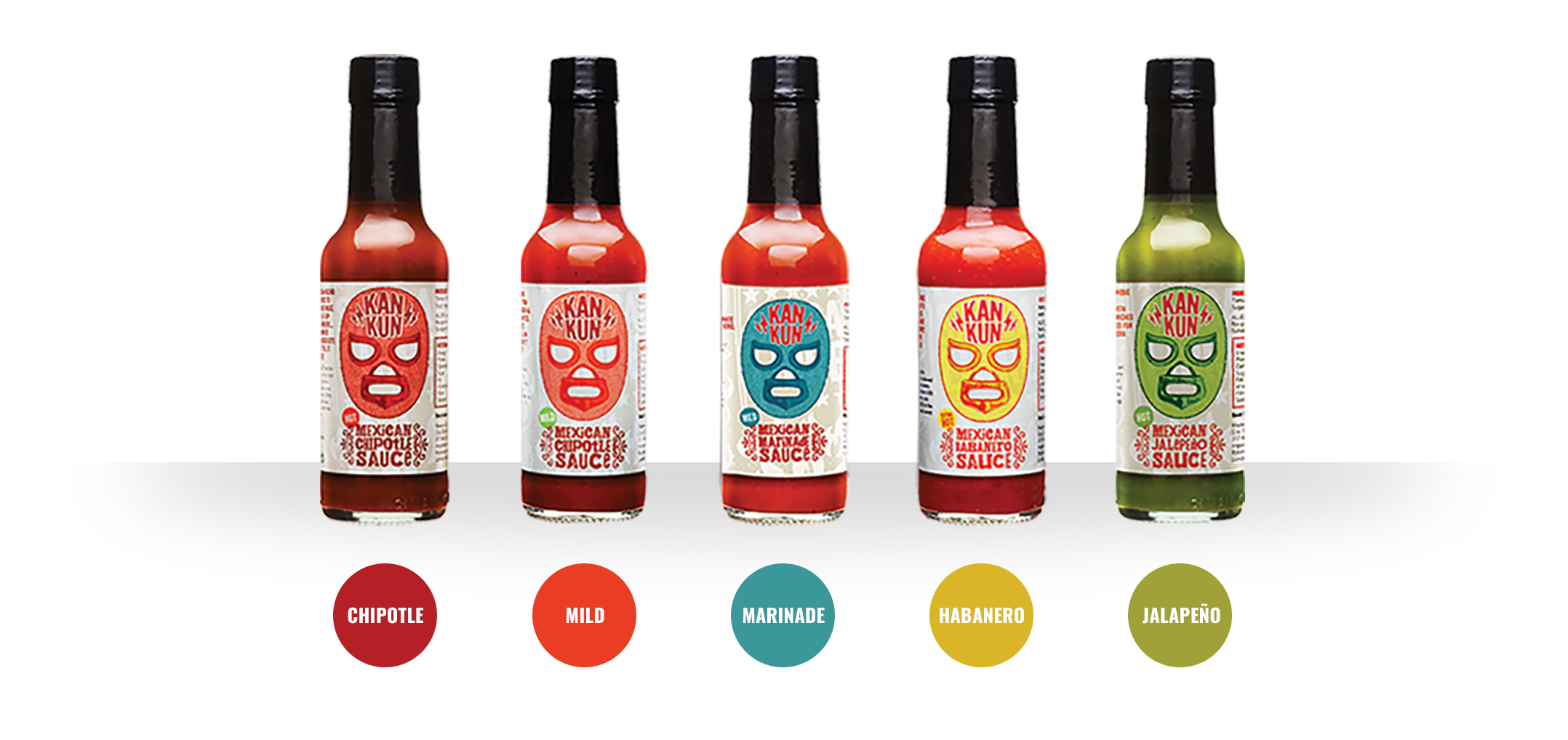 Discover our Sauces >