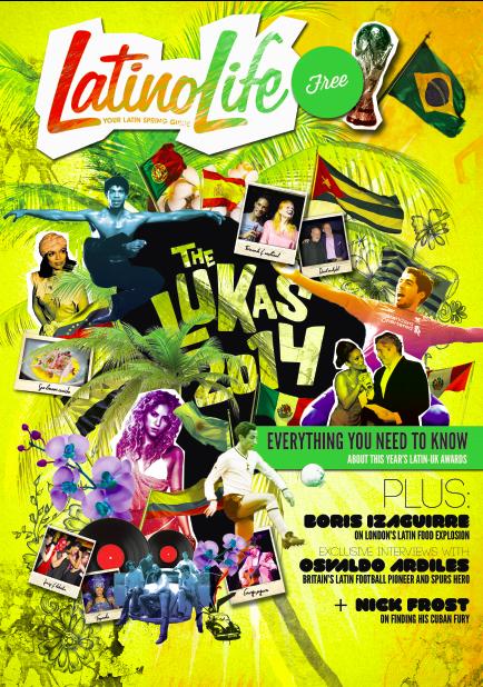 Latino Life cover Kankun