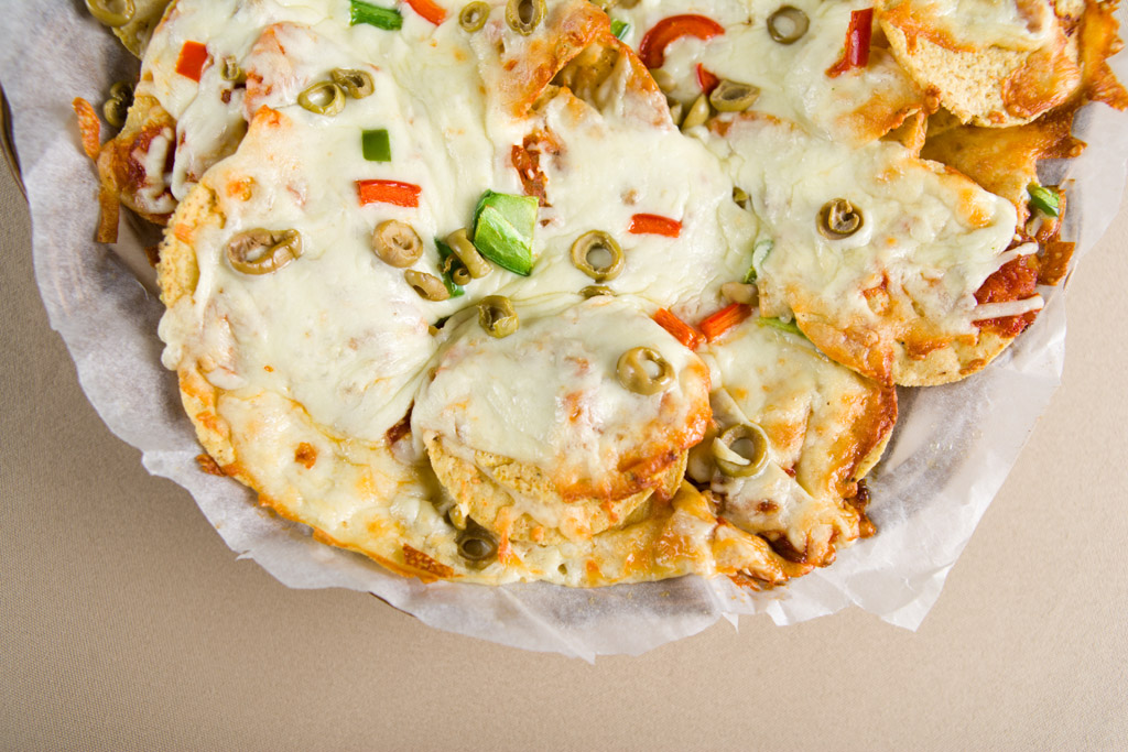 ... nachos with all the fixings? Tailor it to your tastes with KANKUN