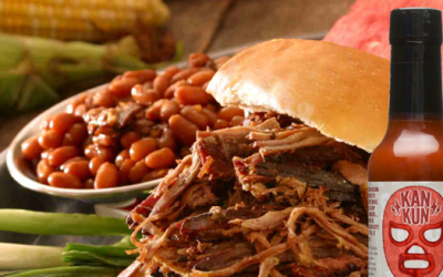KANKUN® CHIPOTLE SHREDDED PORK