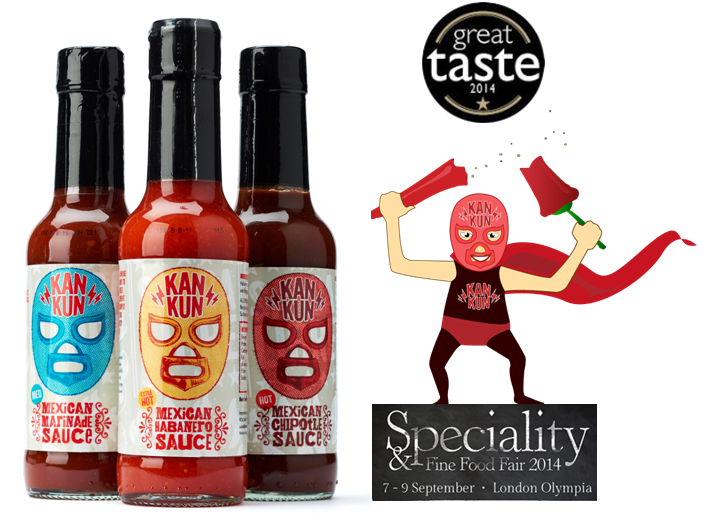 Speciality and fine food 2014