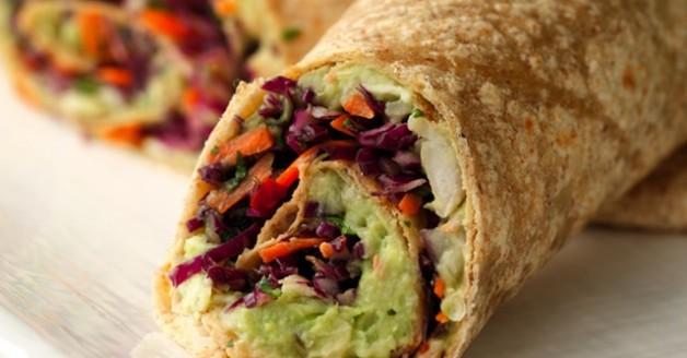"Vegetarian Burritos by ""El Burrito"""