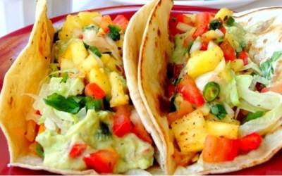 KANKUN® Hawaiian Tacos