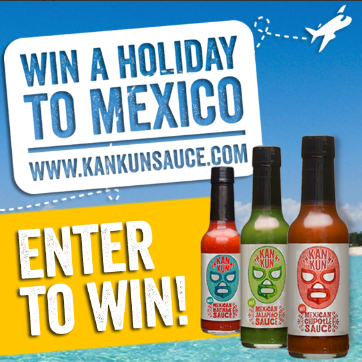 Win a Holiday In Cozumel With Kankun