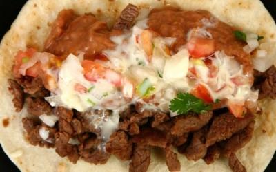 KANKUN® Beef Fillet Tacos