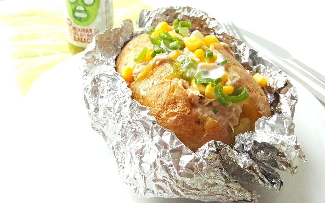 Jalapeño Jacket Potato Tuna