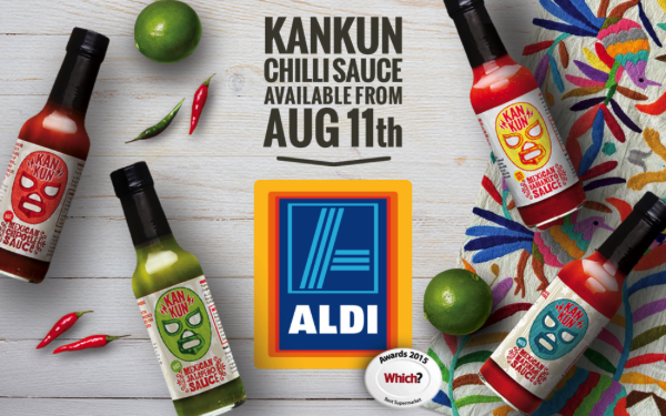KANKUN Sauce at ALDI Supermarkets
