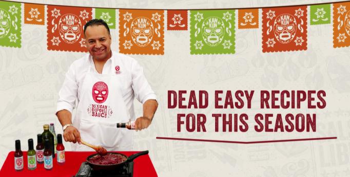 Three Dead Easy Recipes