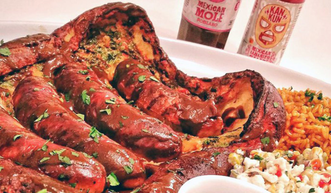 Mexican Style Toad In The Hole