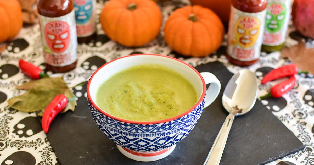 Leek Broccoli Soup