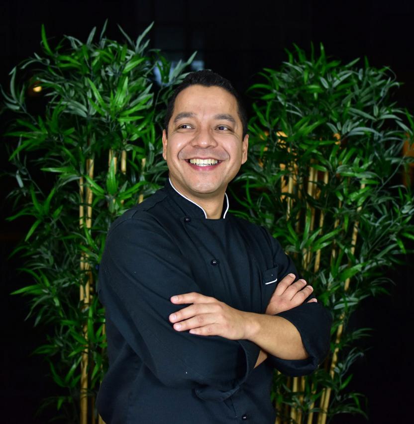 Chef Marco Cuervo