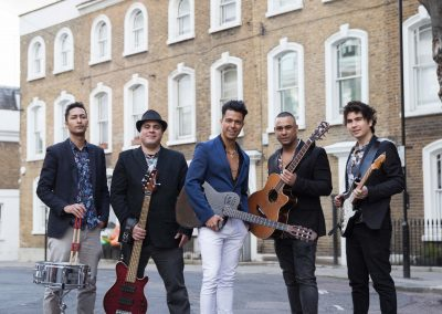 Fiesta De Mexico Adrian Garcia, Latin Funk Performers London 2019