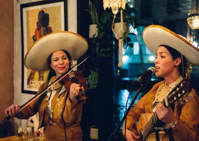 Fiesta De Mexico - Las Adelitas Performers London 2019
