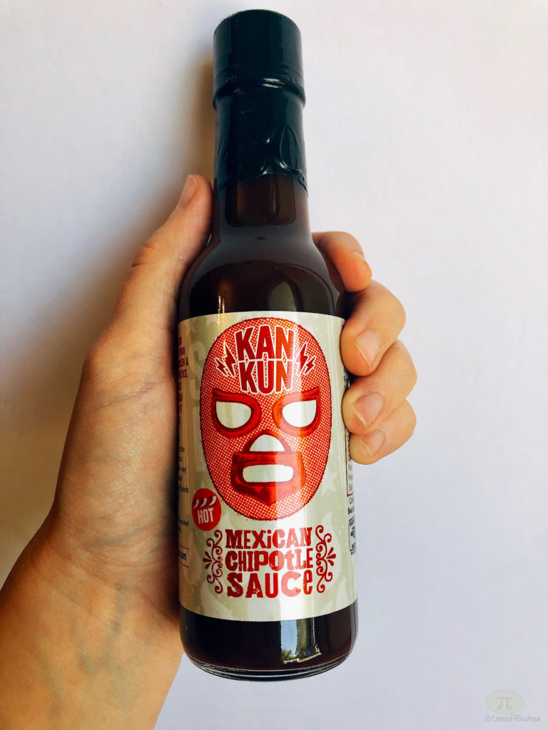 Kankun Hot Chipotle Sauce